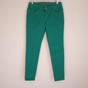 Elle Emerald Green Jeans 8R